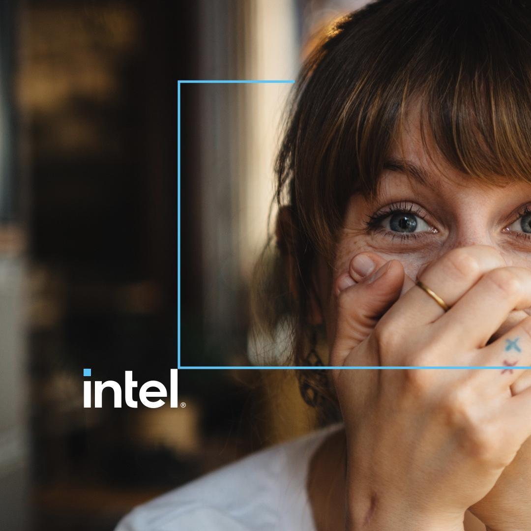 Intel 发布全新形象