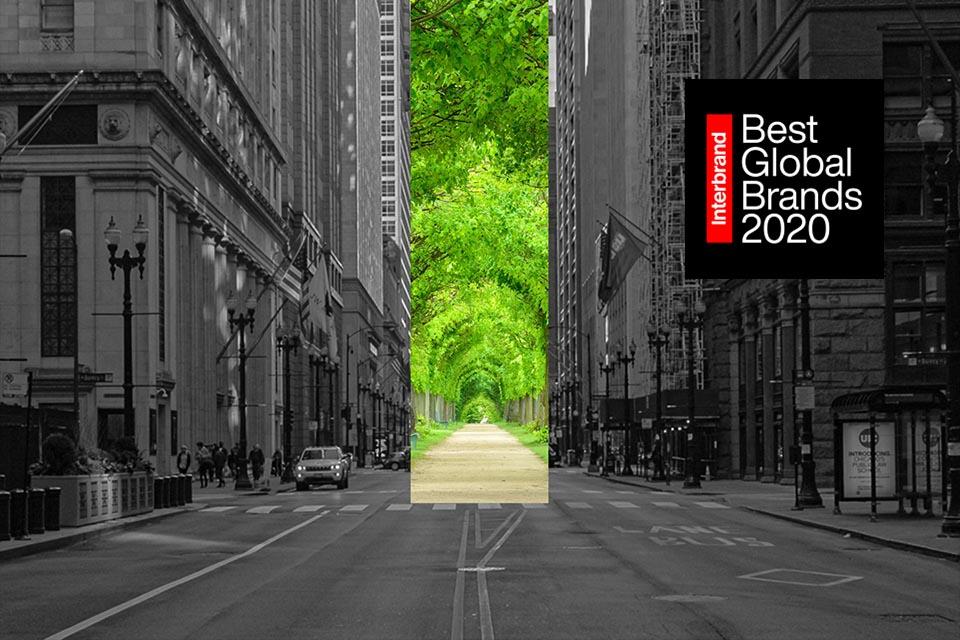 Interbrand发布2020年全球最佳品牌排行榜